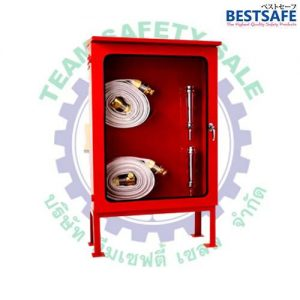 2 hose fire cabinet