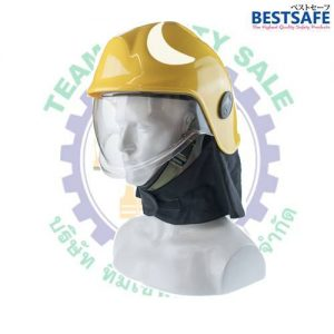 Fire helmet CE
