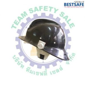 fire helmet black