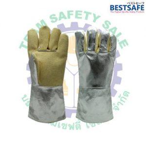 Aluminize Kev Glove